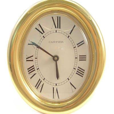 Cartier Tischuhr Baignoire 1920