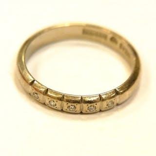 Ring, 18K 3,7g