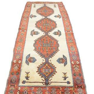 Orientalisk gångmatta 295x115cm