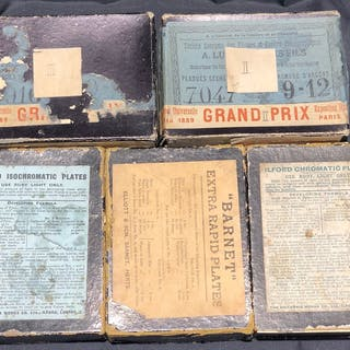 86st Ilford Vintage Chromatic Plates