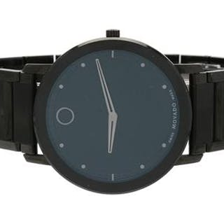 Movado Sapphire Black