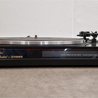 Stereo Turntable Fisher