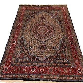 Orientalisk matta, handknuten Täbriz