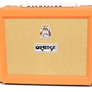Gitarrförstärkare, Orange Rockerverb 50