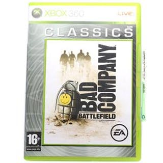 Spel 1st, X-Box 360, Battlefield Bad Company