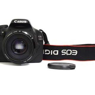 Canon, EOS 550D