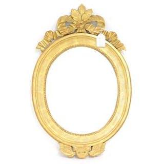 Spegel Gustaviansk stil