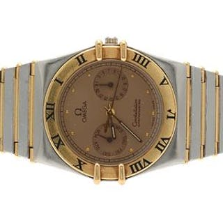 Omega Constellation, 32mm, stål/guld
