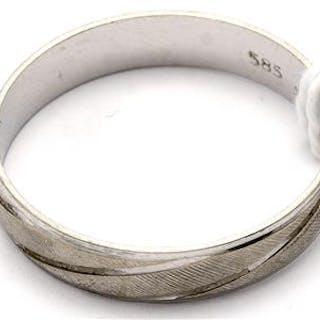 Ring 14K vitguld