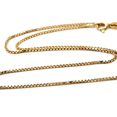 Halsband Venezia 18K