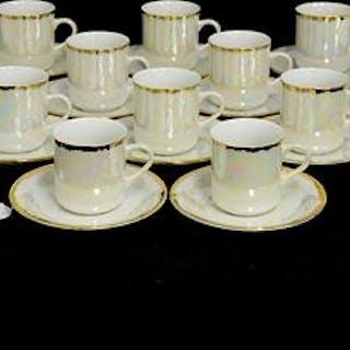 Kaffekoppar och Sockerskål Britt-Marie Sköld