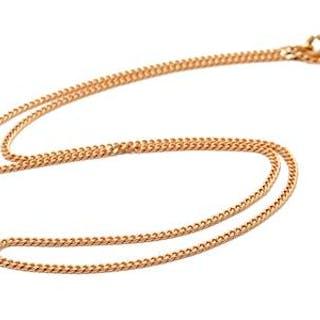 Halsband Pansar 18K 42,5cm
