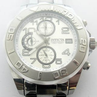 INVICTA MENS LIMITED EDITION CHRONOGRAPH WATCH, 038/800