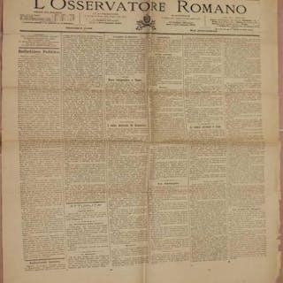 L'OSSERVATORE ROMANO MERCOLEDI 24 GIOVEDI 25 MAGGIO 1899