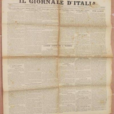 IL GIORNALE D'ITALIA ANNO III - N. 58 - VENERDI 27 FEBBRAIO 1903