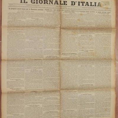 IL GIORNALE D'ITALIA ANNO III - N. 57 - GIOVEDI 26 FEBBRAIO 1903