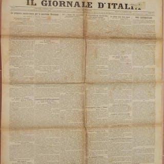 IL GIORNALE D'ITALIA ANNO III - N. 52 - SABATO 21 FEBBRAIO 1903