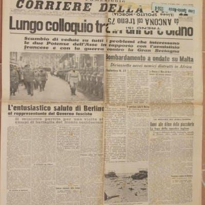 CORRIERE DELLA SERA GIOVEDI 15 AGOSTO 1940