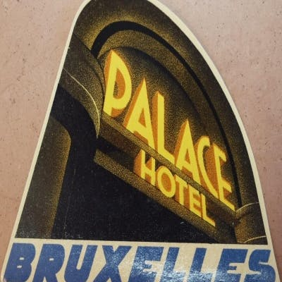 PALACE HOTEL BRUXELLES