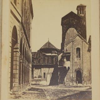 S. STEFANO BOLOGNA SOCIETA FOTOGRAFICA BOLOGNESE VIA ALTA BELLA N. 1624