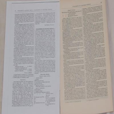 ENCICLOPEDIA DELLE ARTI E INDUSTRIE COMPILATA COLLA DIREZIONE DELL'ING.