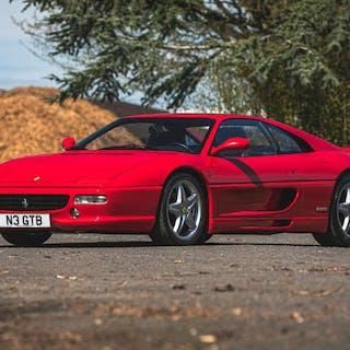 1996 Ferrari F355 GTB - Manual