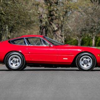 1972 Ferrari 365 GTB/4 Daytona - Ex - Elton John - Classiche