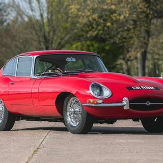 1964 Jaguar E-Type Series 1 3.8 FHC