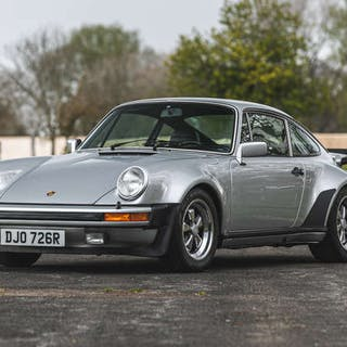 1977 Porsche 911 (930) 3.0 Turbo