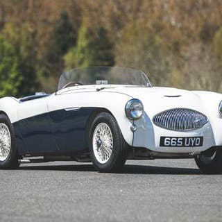 1954 Austin-Healey 100-4 BN1 '100 S Homage'