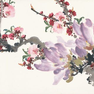 ZHAO SHAO'ANG  SPRING BLOSSOMS