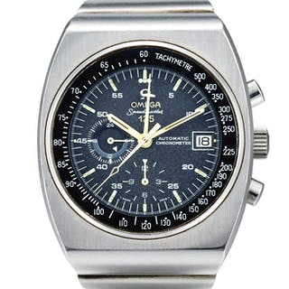 OMEGA  SPEEDMASTER 125, REFERENCE ST 378.0801 A STAINLESS STEEL CHRONOGRAPH...