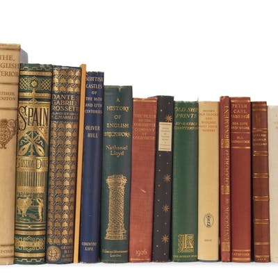 A Collection oftwenty works intwenty-five volumes, comprising: