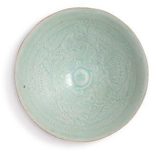 A QINGBAI 'BOYS' BOWL SOUTHERN SONG DYNASTY