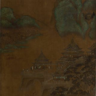Attributed to Qiu Ying