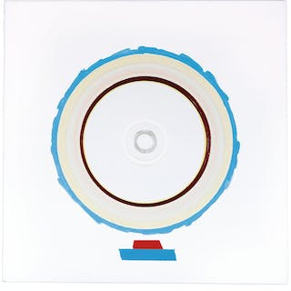 KENNETH NOLAND  MYSTERIES: TOUCH