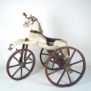Cheval tricycle