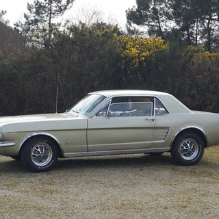 FORD MUSTANG - Marque : FORD - Type : MUSTANG - Année...