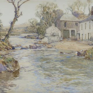 Samuel John Lamorna Birch, RA, RWS (1869-1955) - The Miller's Heritage