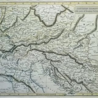 A & S Arrowsmith - Southern Germany with parts of Hungary, Turkey Etc.