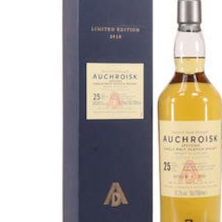 Auchroisk - 25 Year Old - Limited Edition 2016