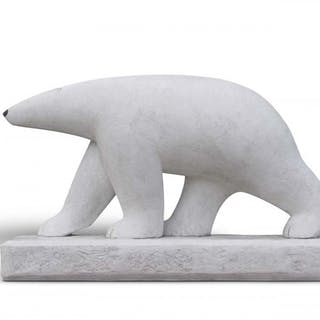The Great White Polar Bear