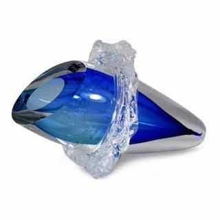 Powder Sculpture Blue Teal
