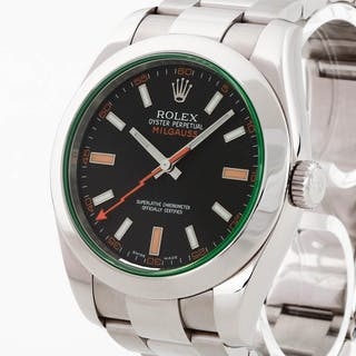 Rolex Oyster Perpetual Milgauss Ref. 116400GV