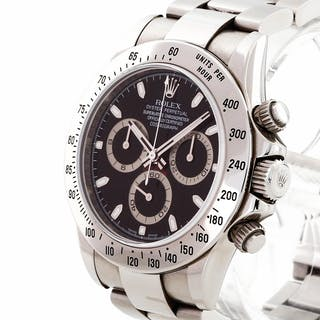 Rolex Oyster Perpetual Cosmograph Daytona Chronograph Ref. 116520