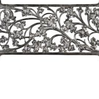 original and remarkably detailed late 19th century ornamental cast