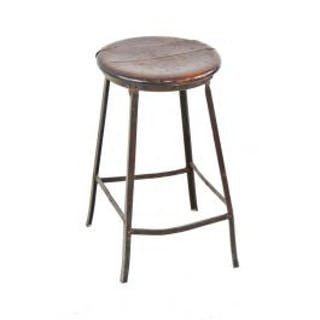 original early 1920's american vintage industrial weathered and worn