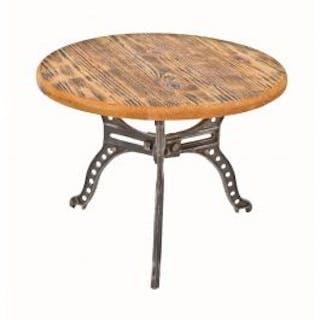 early 20th century american antique industrial three-legged cast iron