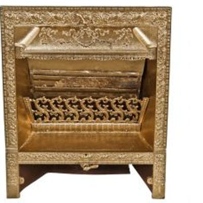 highly ornamented 19th century original and largely intact antique
