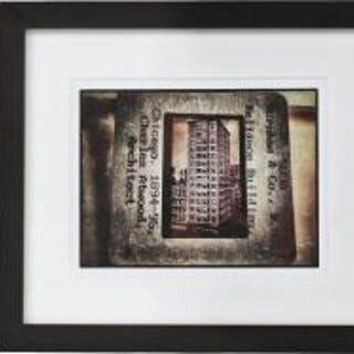 limited edition small-sized matted digital photographic print entitled